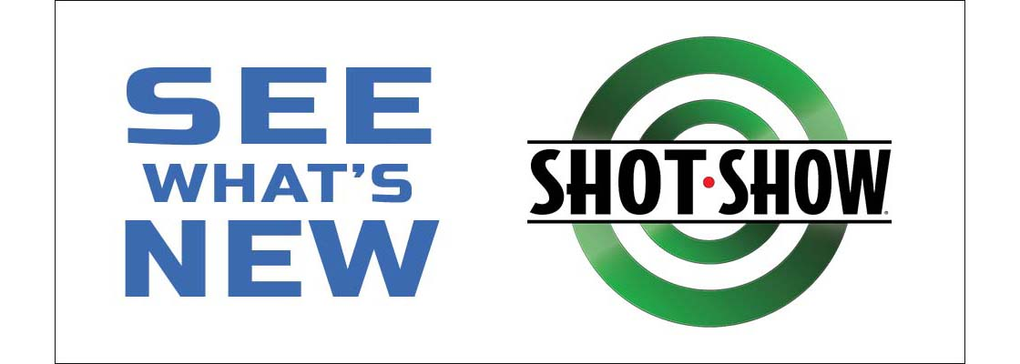 SHOT Show - see what's new