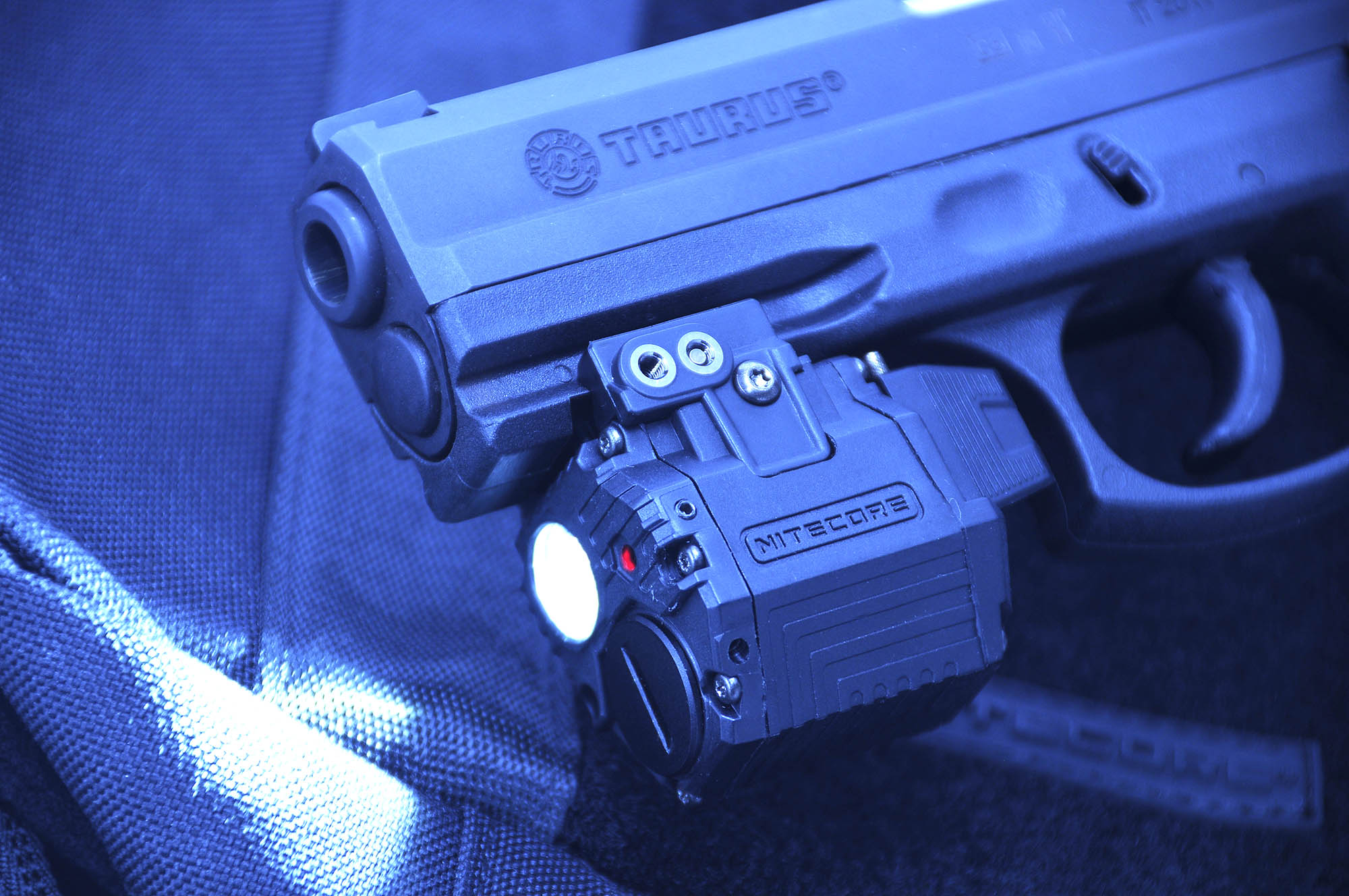 Nitecore NPL10 Tactical Pistol flashlight | GUNSweek com