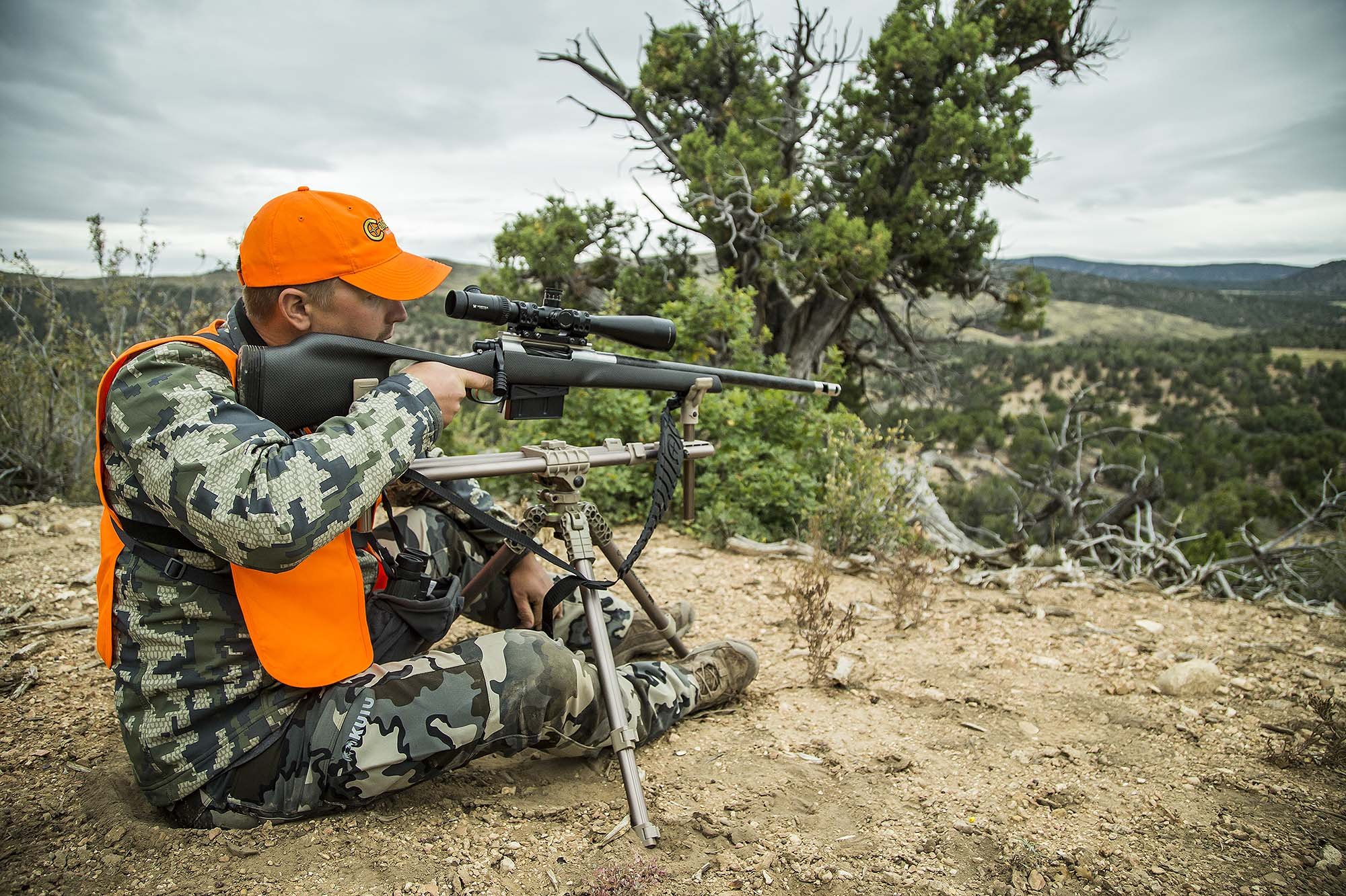 Shooting Material: Caldwell's DeadShot Line Of Hunting Rests