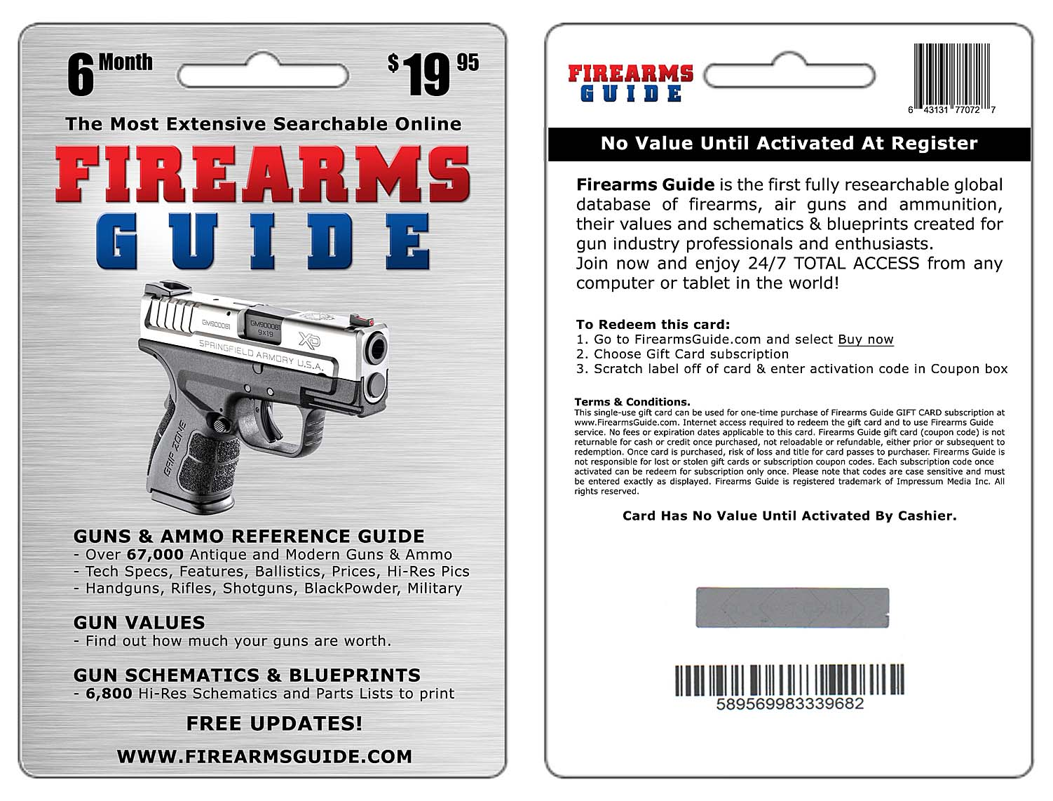 Firearms Guide: the 8th edition is on Flash Drive ... on