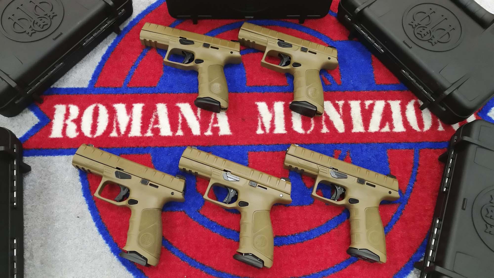 Romana Munizioni celebra il secondo anniversario  d4a2f429dff