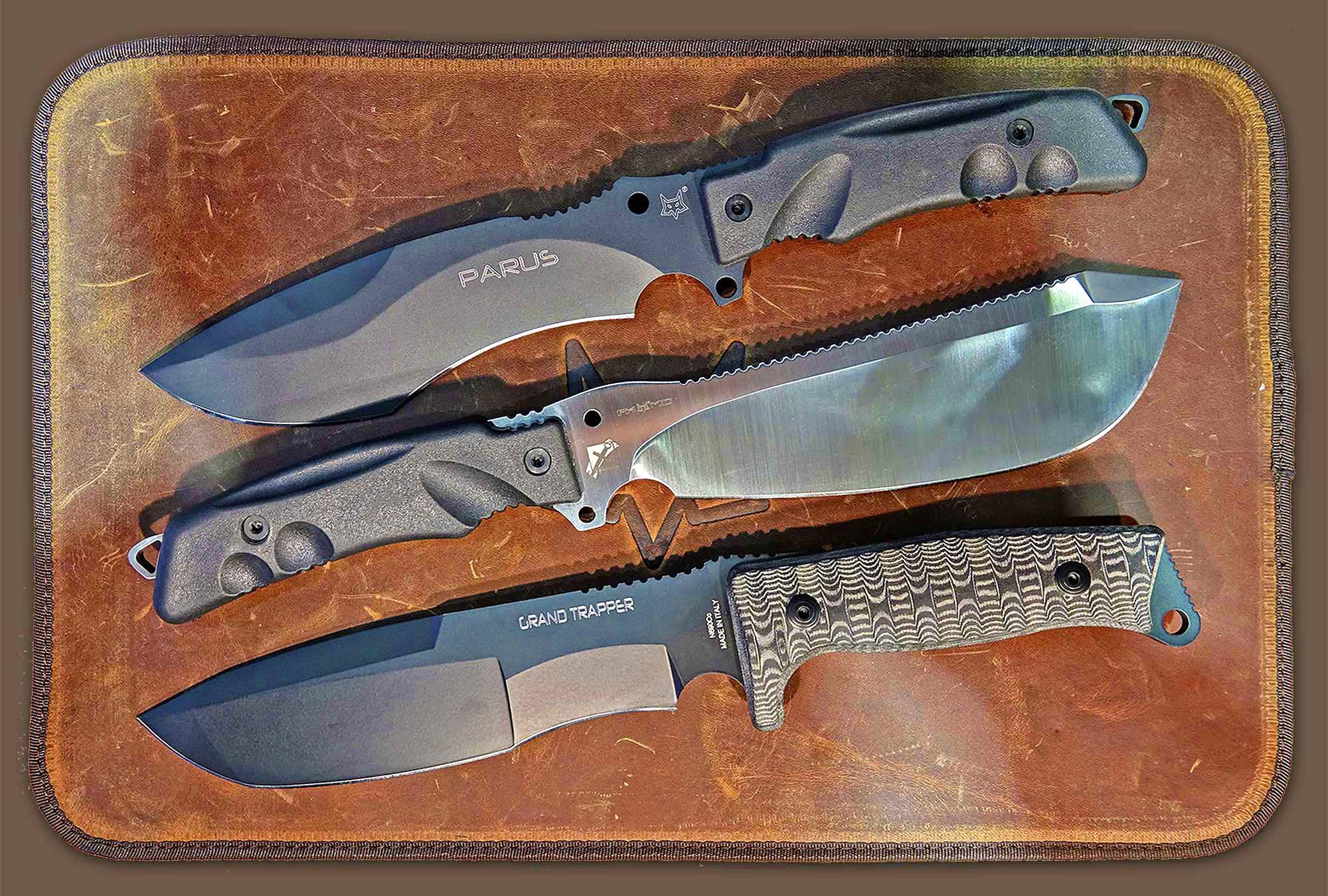 Boker USA now distributes FOX Knives | GUNSweek com