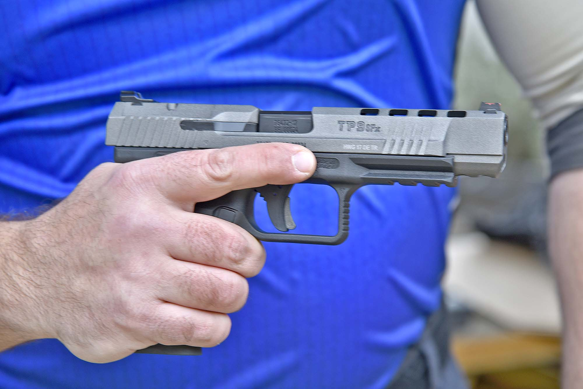 The Canik TP9SFx is the Handgun of the Year 2017! | GUNSweek com