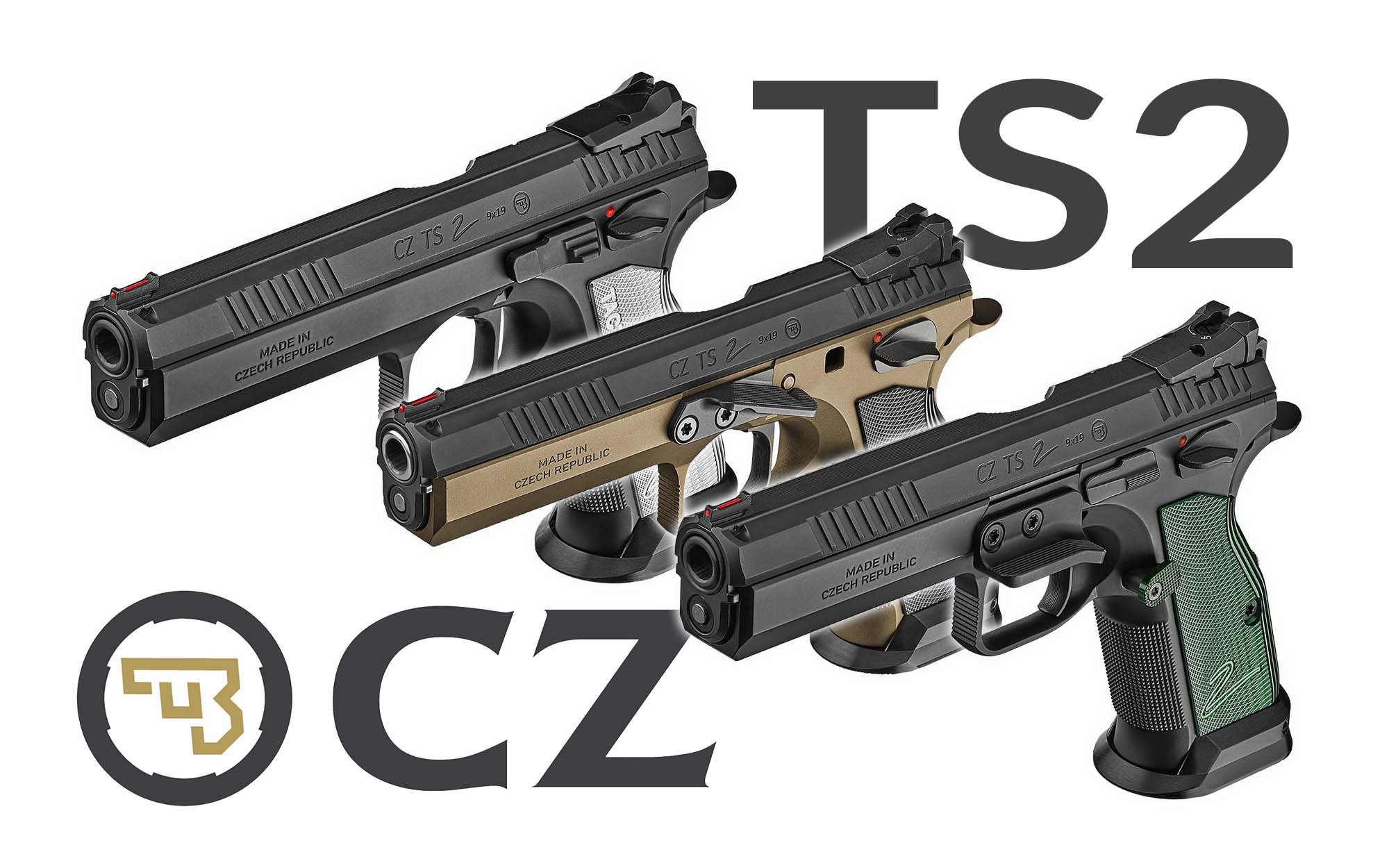 CZ TS2 pistol: a new generation in IPSC Standard Division | GUNSweek.com
