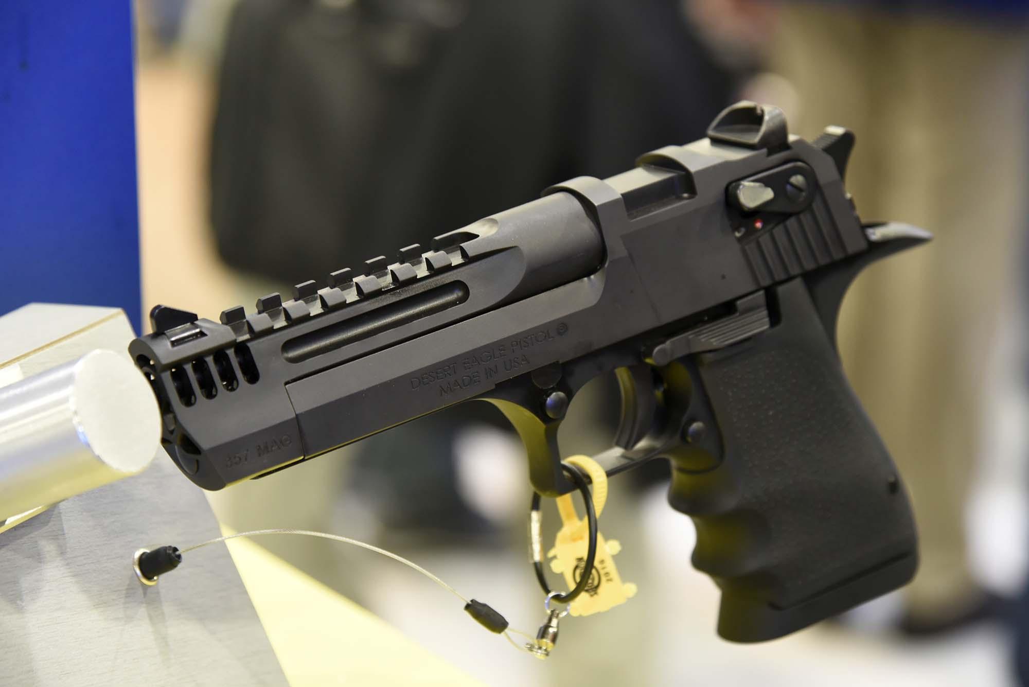 New Lightweight Desert Eagles Pistols Gunsweek Com