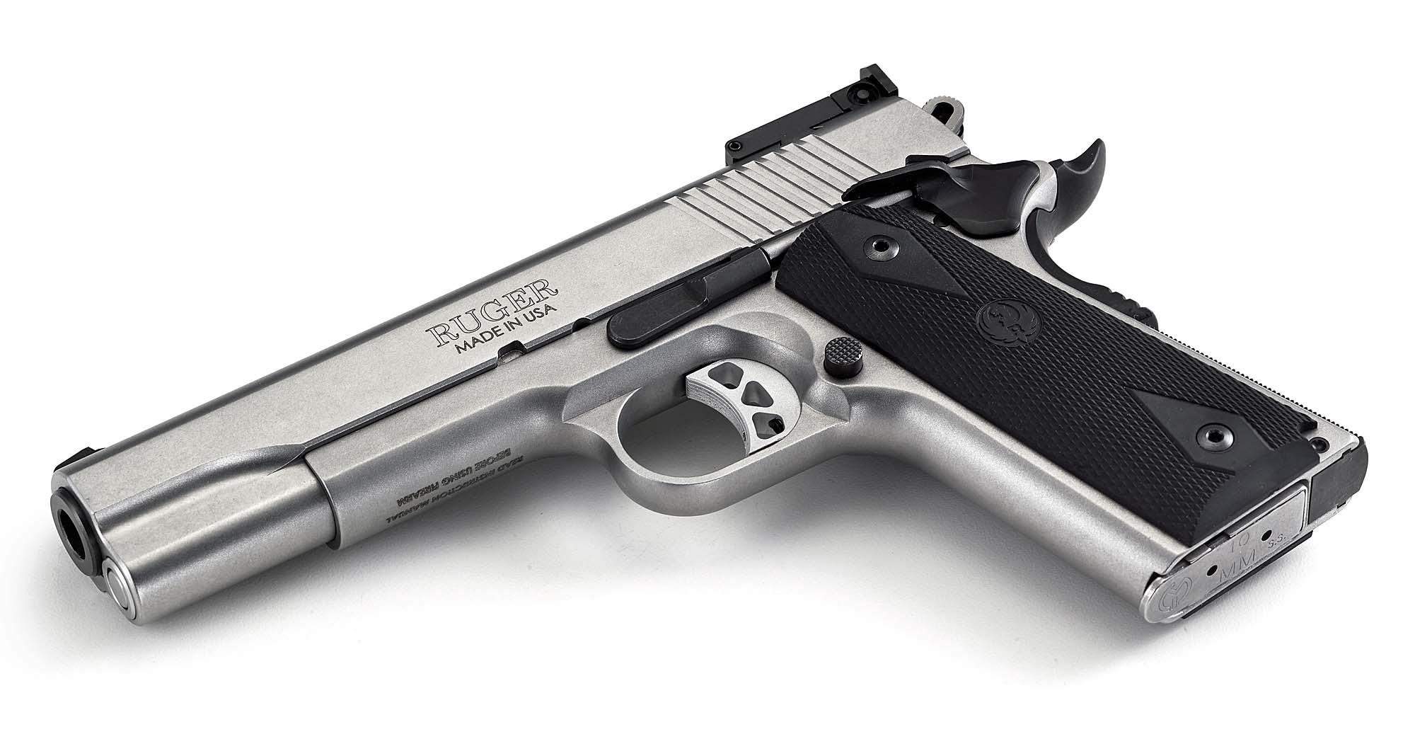 ruger introduces the 10mm sr1911 pistol. Black Bedroom Furniture Sets. Home Design Ideas
