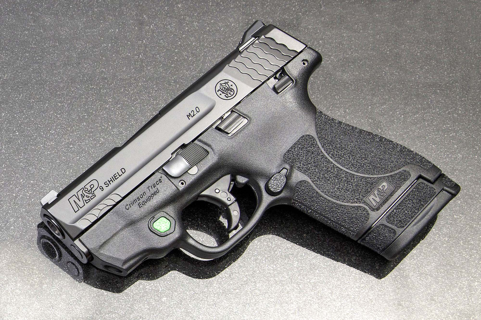 M And P Shield Laser Smith & Wesson M&a...