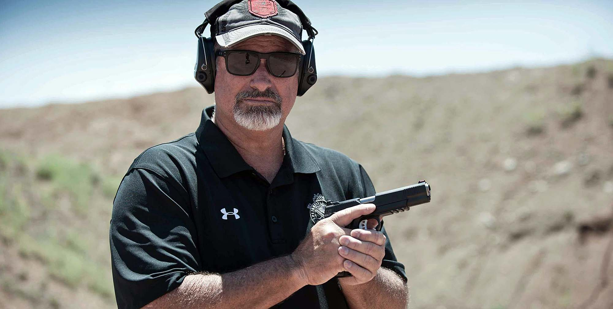 Springfield Armory introduces the Range Officer Elite pistols