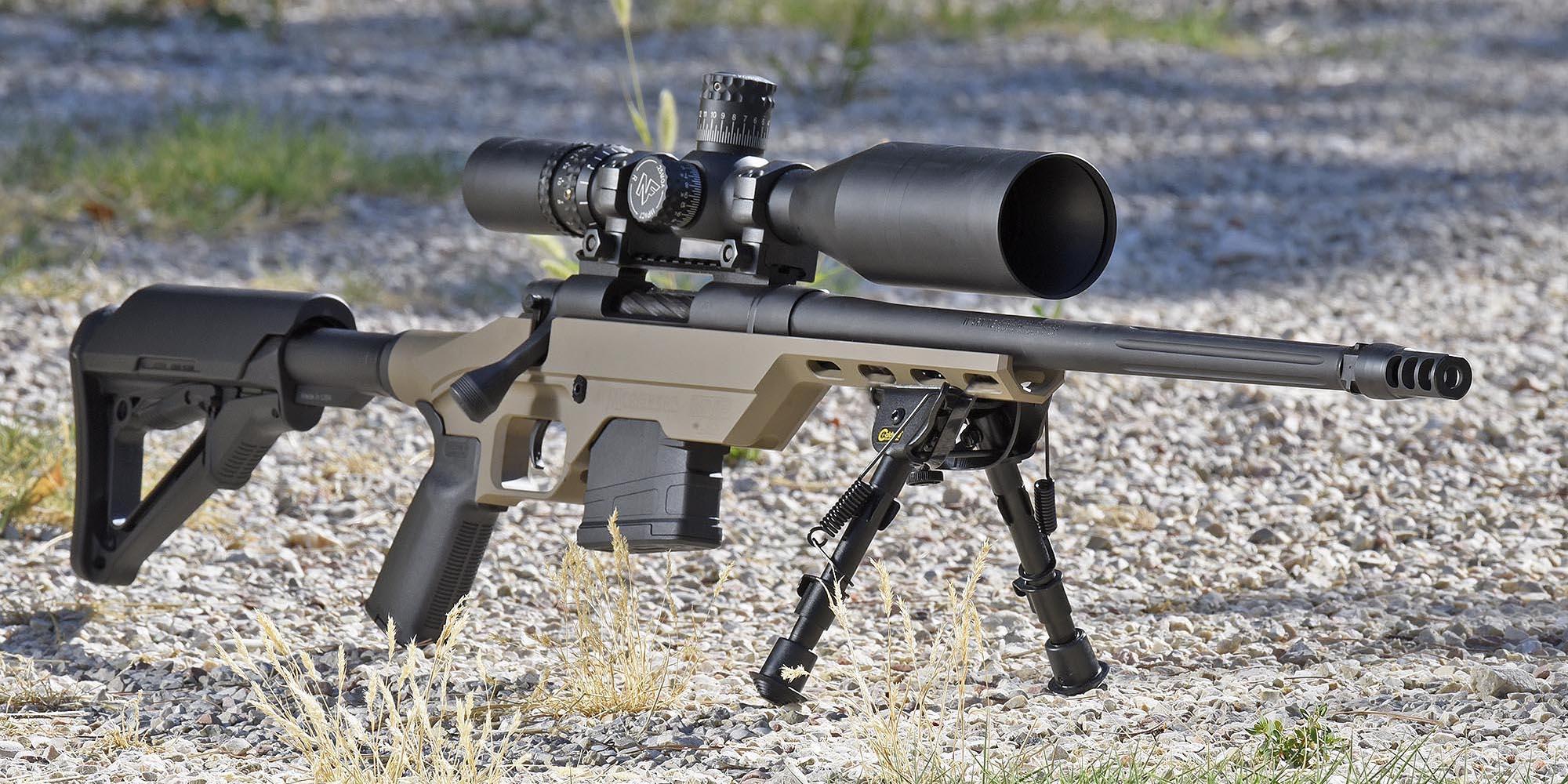 Mossberg Mvp Lc Rifle Gunsweek