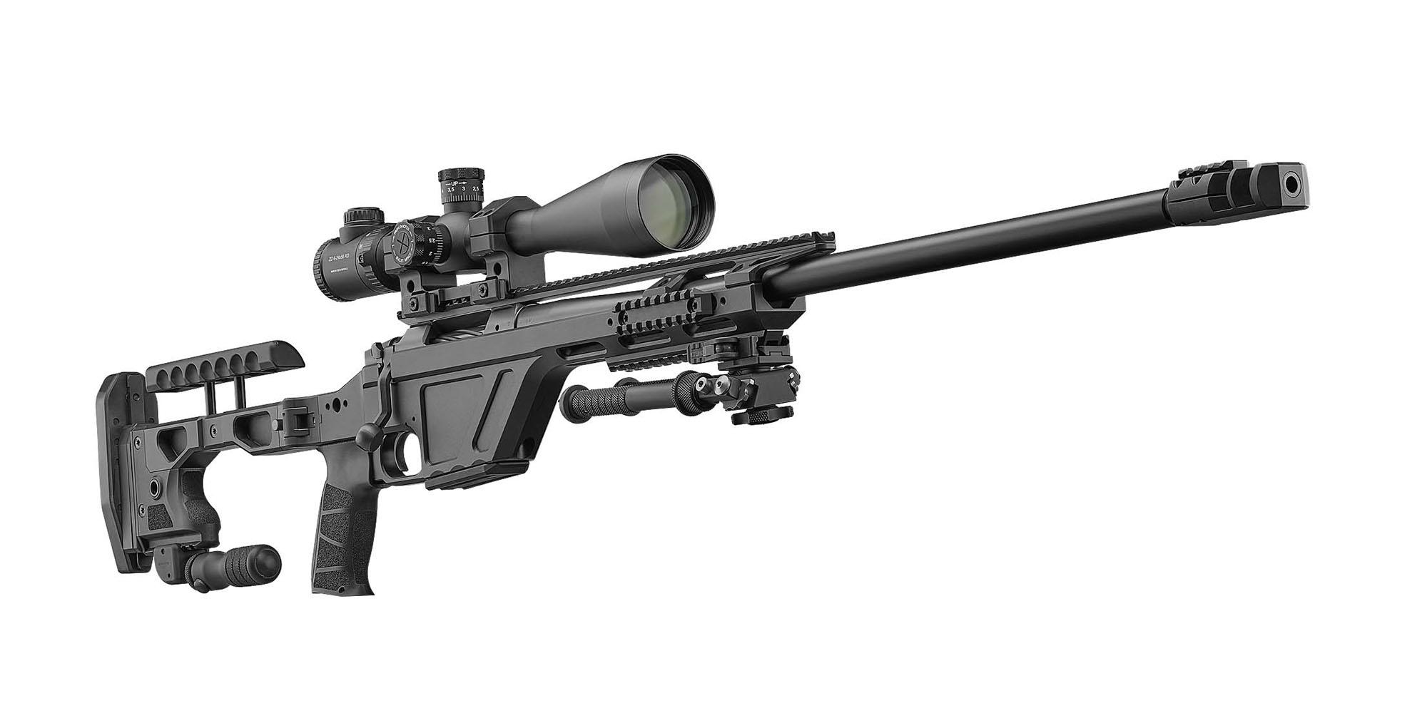 cz tsr boltaction tactical sniper rifle gunsweekcom