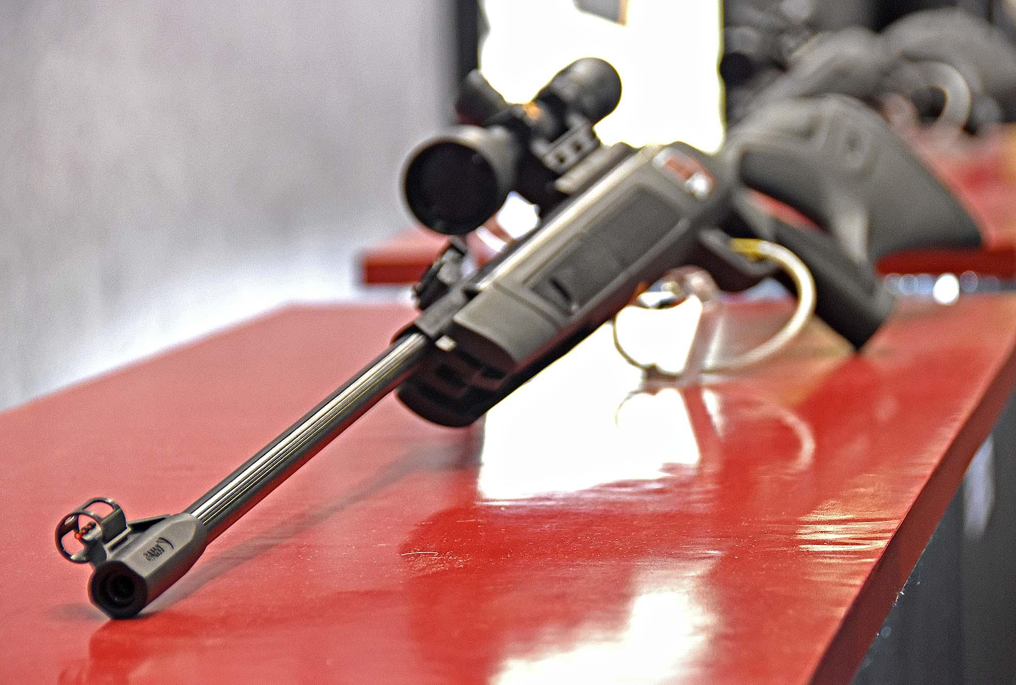 GAMO G-Magnum 1250 Air Rifle | GUNSweek com
