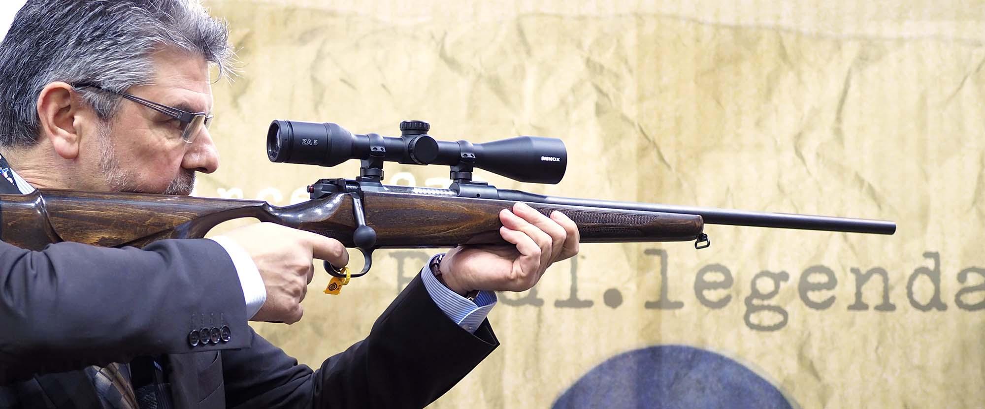 VIDEO: new Mauser M12 MAX bolt-action rifle | GUNSweek com
