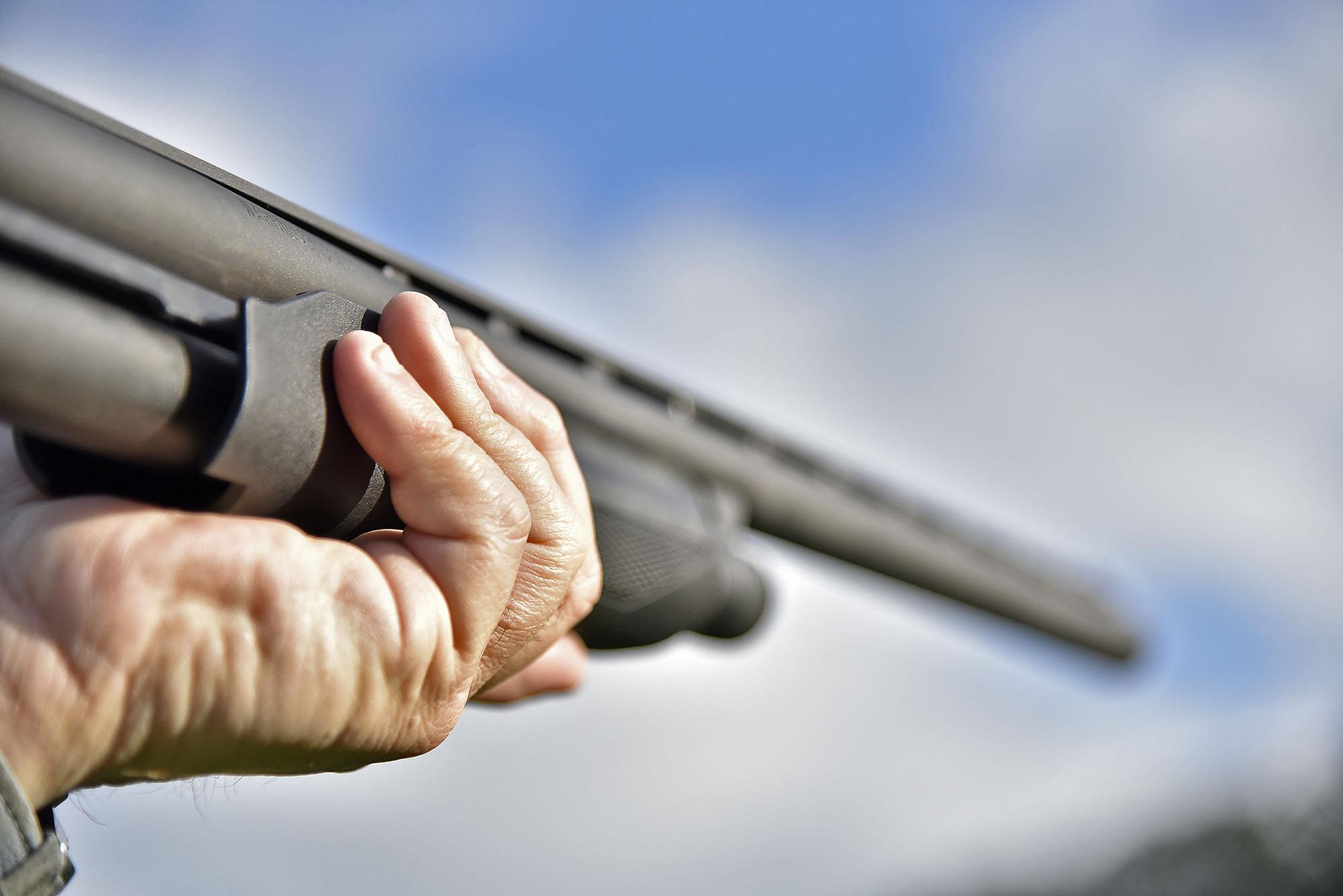 Mossberg 535 ATS, a waterfowl shotgun | GUNSweek com