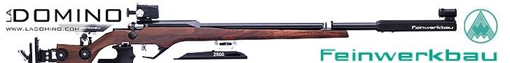 Carabina Feinwerkbau 2800 calibro .22 Long Rifle: il tiro si fa serio!