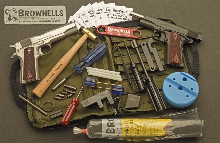 Il kit per la piattaforma Colt 1911