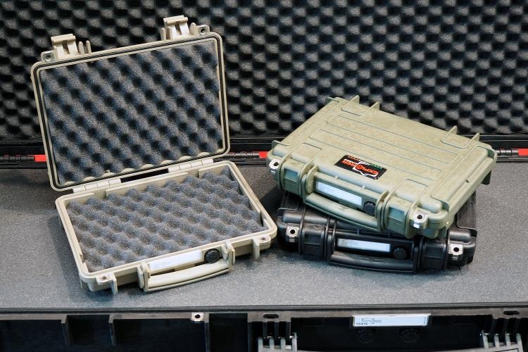 The new Explorer Cases 3005 pistol cases