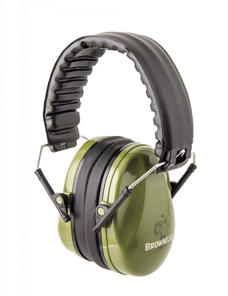 The Brownells Diverter Passive Earmuff
