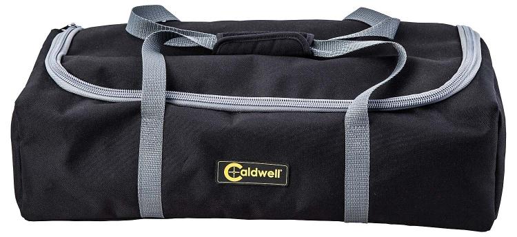 Il nuovo calcolatore balistico della Caldwell viene fornito in dotazione con una sacca da trasporto