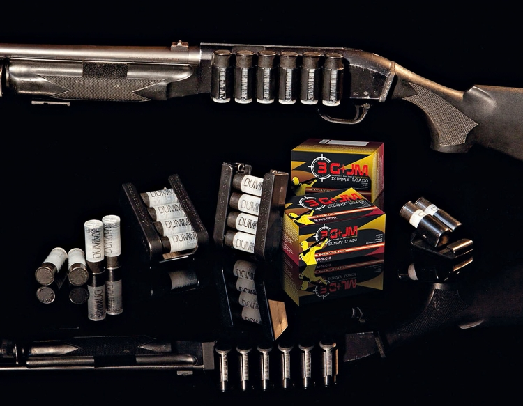 "The new Fiocchi 3-Gun Match ""Jerry Miculek"" ammunition line"
