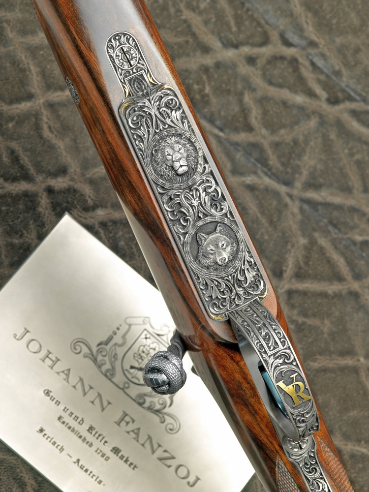 Johann Fanzoj, Gunmaker since 1790