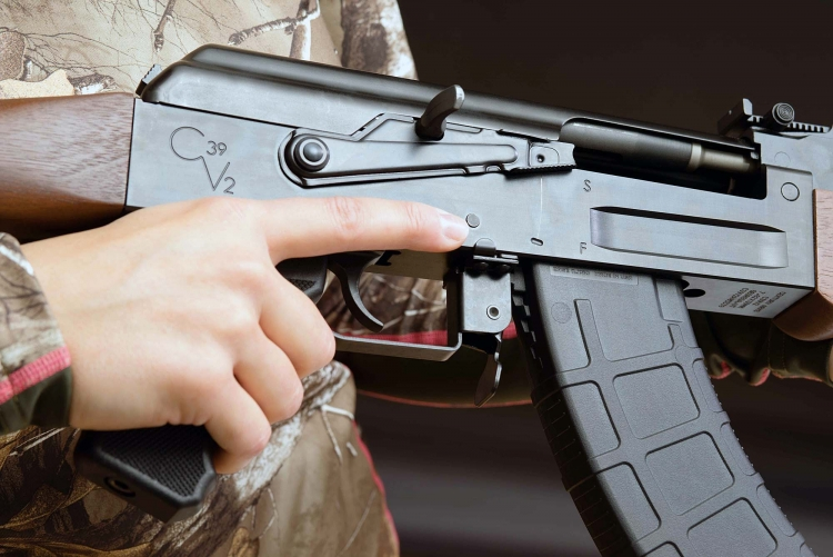 The Commission's proposal to ban all military-style firearms, or even just the AK47 and AR15 variants, was rejected