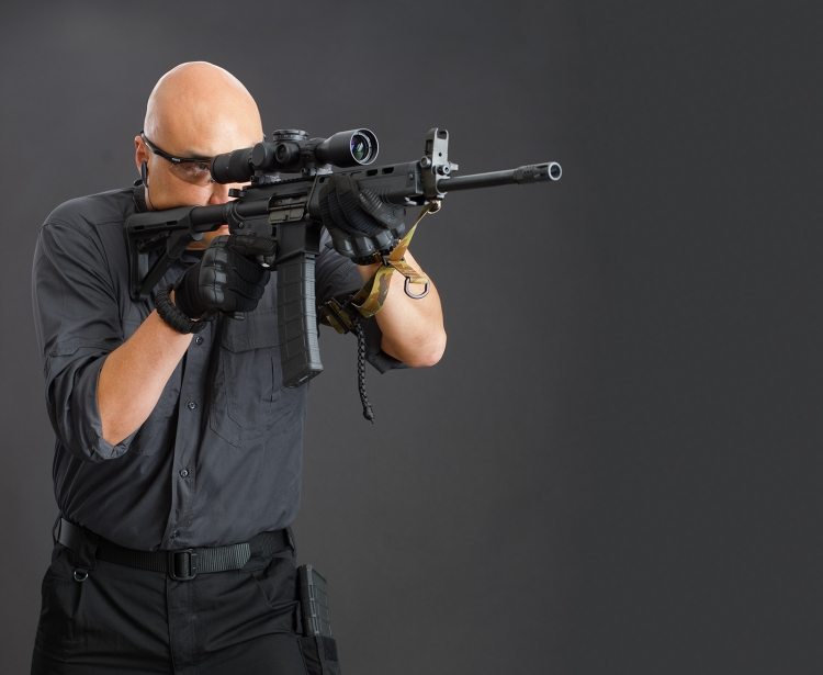 Category B7 semi-automatic rifles will be limited in magazine capacity, but not banned outright
