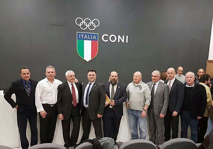 Il nuovo direttivo della Federazione Italiana di Tiro Dinamico Sportivo