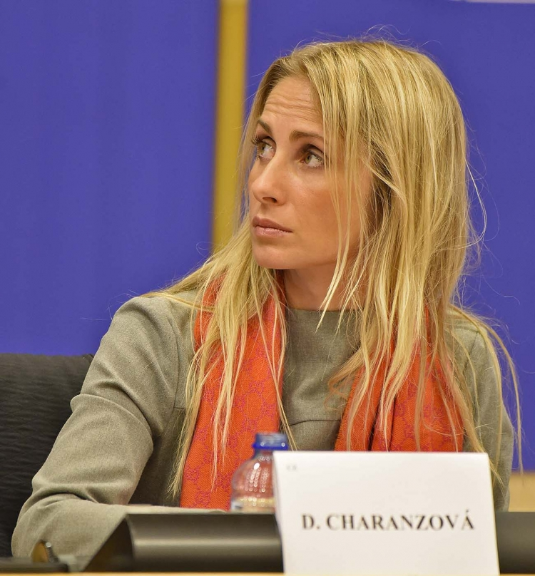 Czech MEP Dita Charanzová, representing the Alliance of Liberals and Democrats for Europe, confirmed her staunch opposition to the EU Gun Ban plans