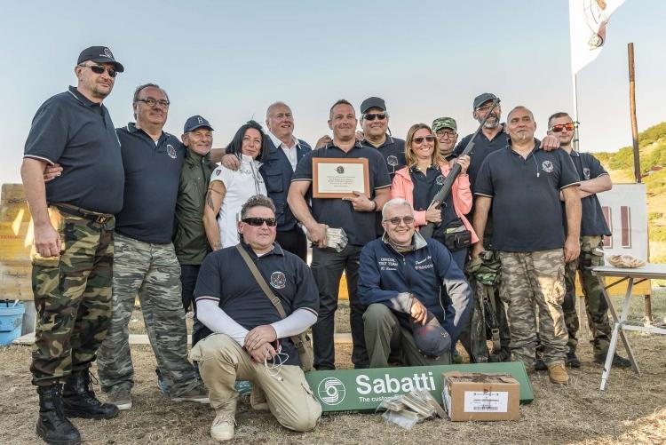 Trattandosi di un evento nato in casa Fiocchi, lo Shooting Team TLD Lecco rappresenta il gruppo di tiratori più nutrito fra tutti i partecipanti