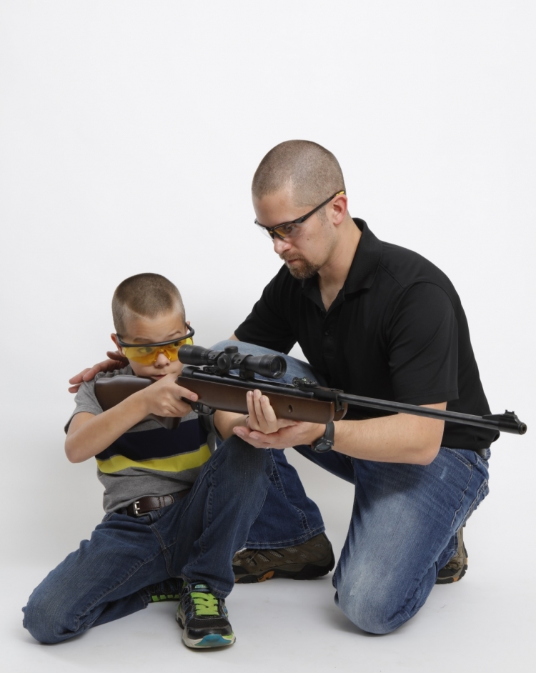 Is this the opening of a new era for the next generation of airgun enthusiasts and shooters? (Photo by Oleg Volk)
