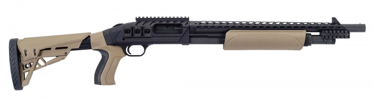 The addition of ATI tactical accessories takes this 500 to the next level of functionality
