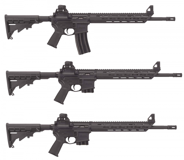 Mossberg has designed a great multi-use modern sporting rifle: the MMR Carbine in 5.56mm NATO/.223 Remington caliber