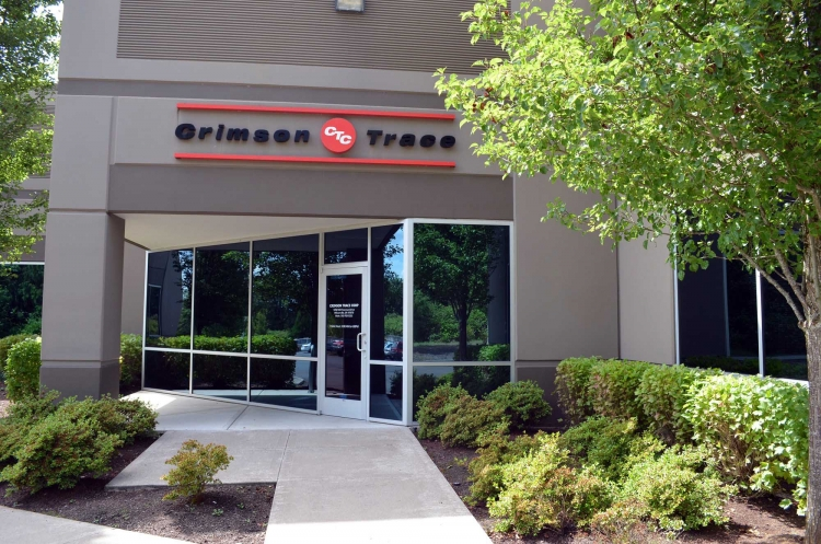 Smith & Wesson paid 95 million dollars to acquire the assets of the Crimson Trace Corporation