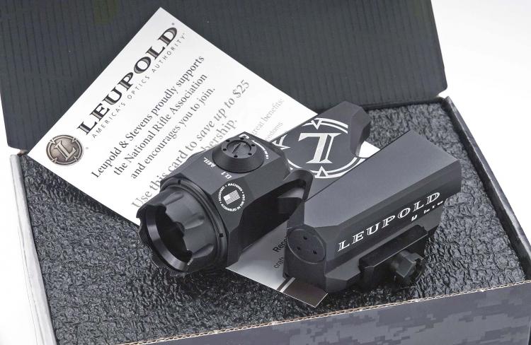 L'ottica 1-6x Leupold D-EVO