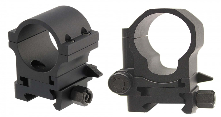 The FlipMount and TwistMount were conceived for Aimpoint's magnifiers