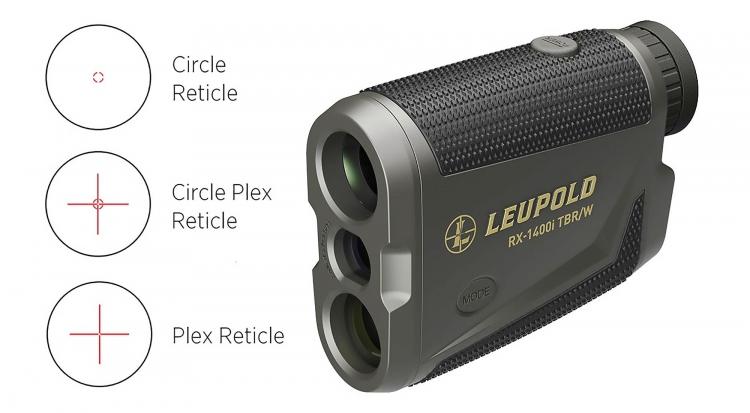 Telemetro laser Leupold RX-1400i TBR/W