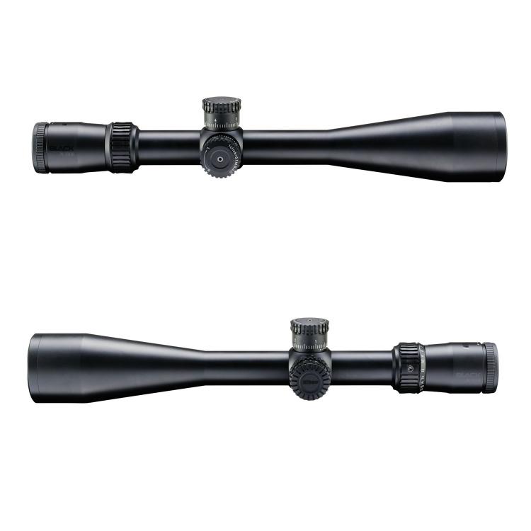 The Nikon BLACK X1000 6-24x50 riflescope with illuminated reticle