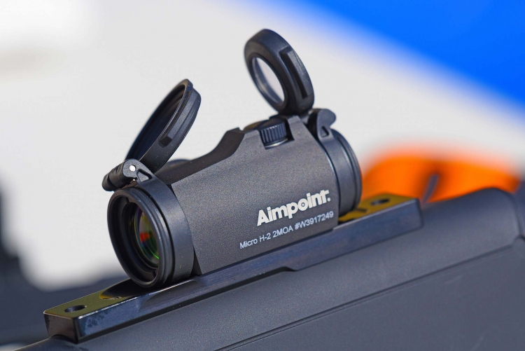 The Aimpoint Micro H2 2 MOA