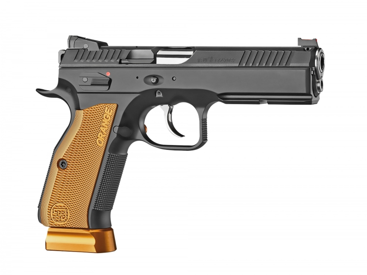 Pistola CZ Shadow 2 Orange: finalmente in armeria