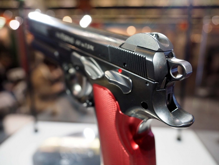 Otherwise, the Short Slide pistol reprises all the key features of the previous models