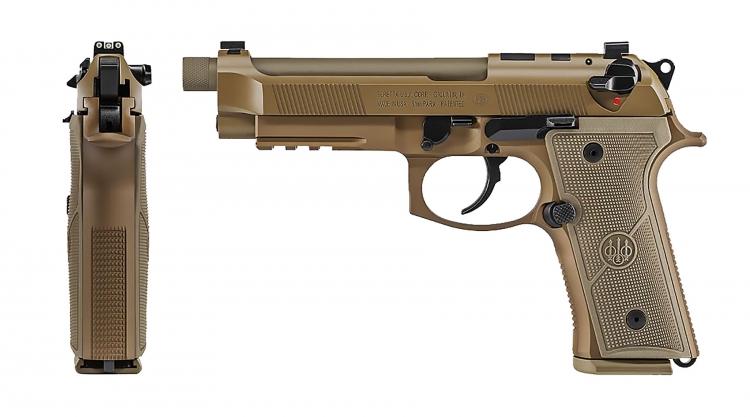 Beretta M9A4: la 92 è ancora in sella
