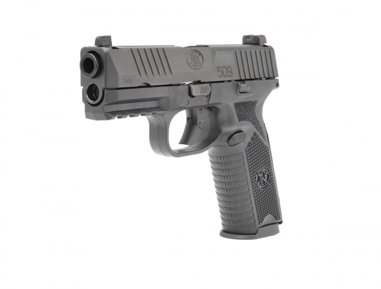 The FN 509 is basically an evolved variant of the well-established FNS pistol
