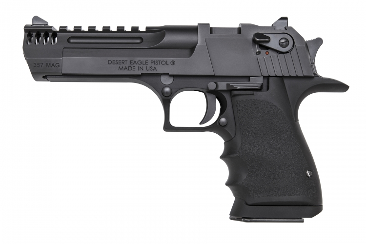 Lightweight Desert Eagles pistols: the .357 Magnum version