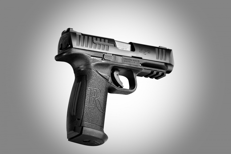 """Remington RP9: the new polymer pistol from the """"Big Green R"""""""