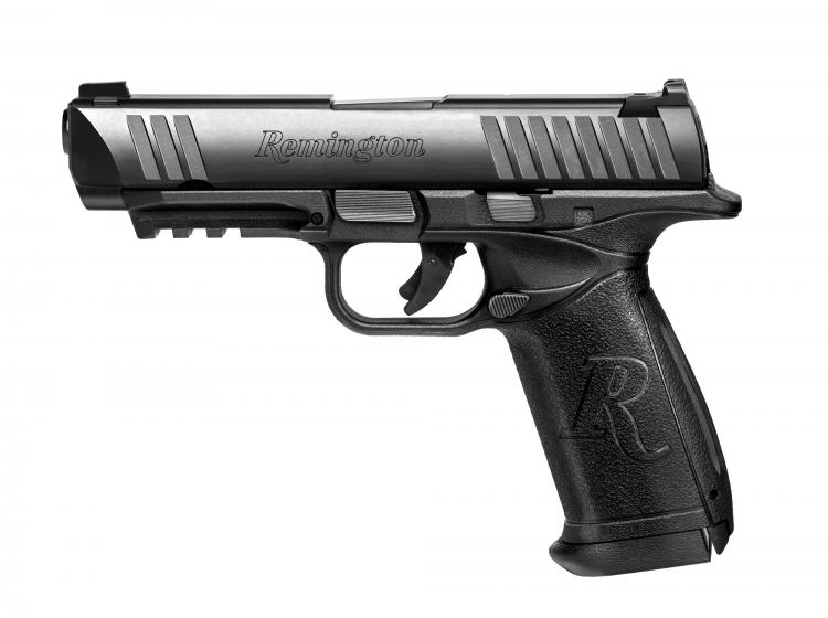 Left side of the Remington RP9 pistol