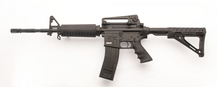 Chiappa MFour-22 GEN II carbine, left side