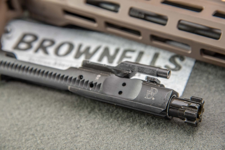 Brownells Italia: Daniel Defense DDM4 V7