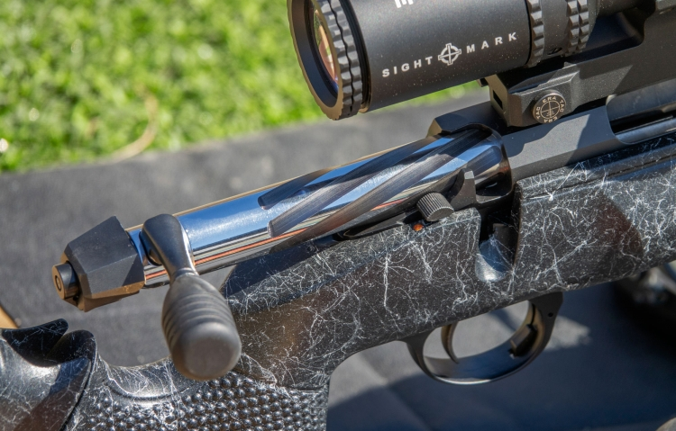 Sabatti Tactical EVO, the precision shooting rifle