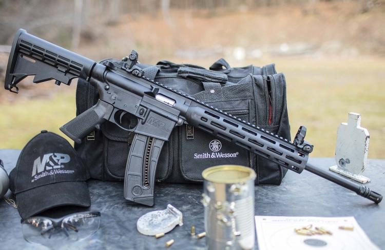 La nuova generazione di carabine Smith & Wesson M&P 15-22 SPORT è stata lanciata agli inizi del 2016