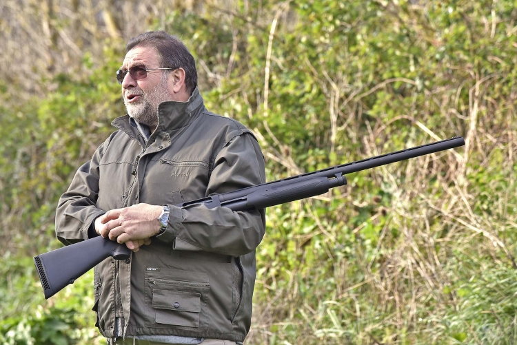 """28"""" barrel and a powerful cartridge: this is an hunting shotgun in the strict sense of the word"""